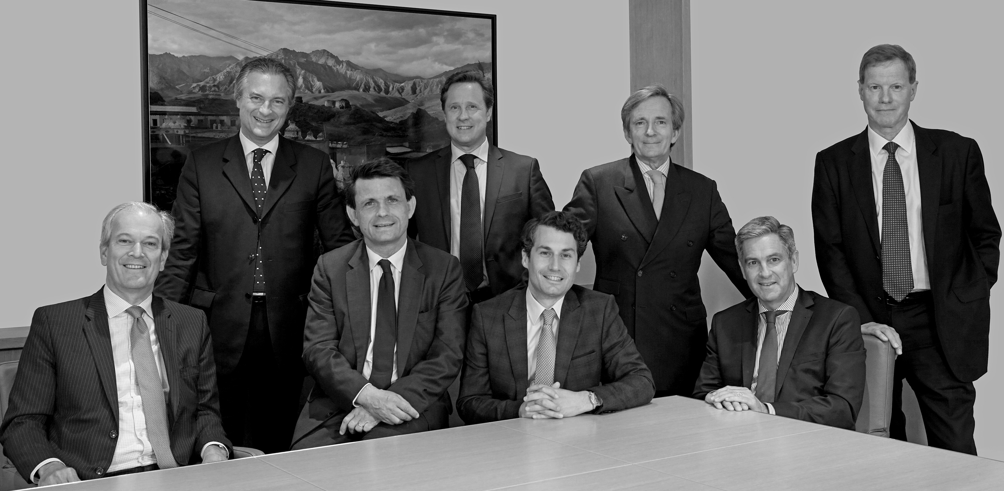 Comité Exécutif AU Group