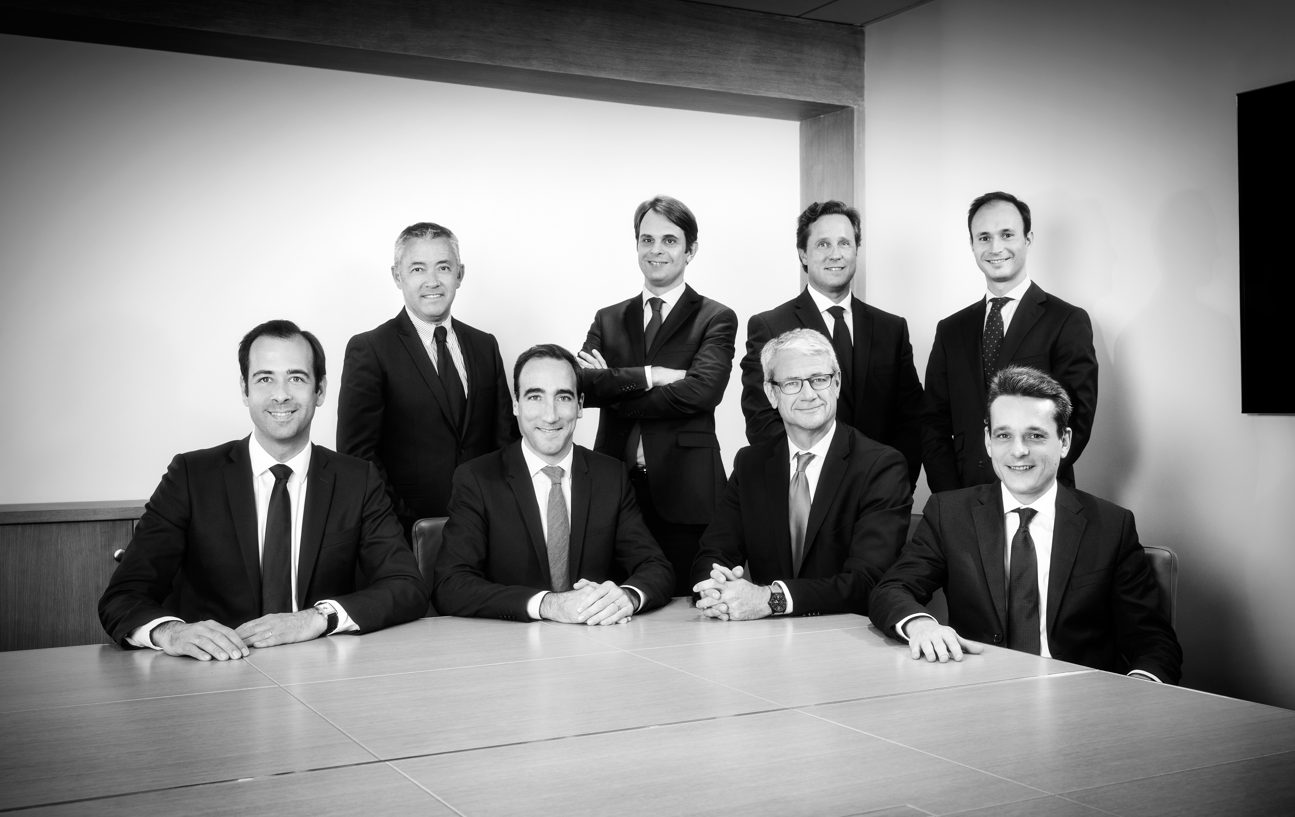 The Financing and Bond Team