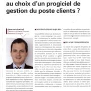 Analyse de Olivier de la Pontais