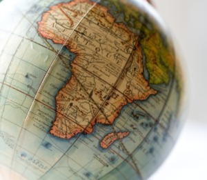 AfriqueMappemonde