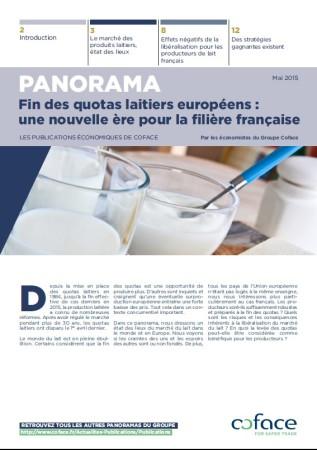 Fin des quotas laitiers européens : une nouvelle ère pour la filière française