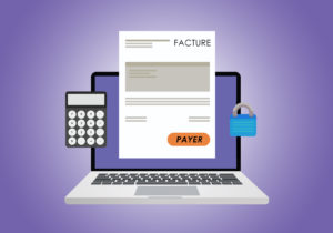 digitalisation des factures