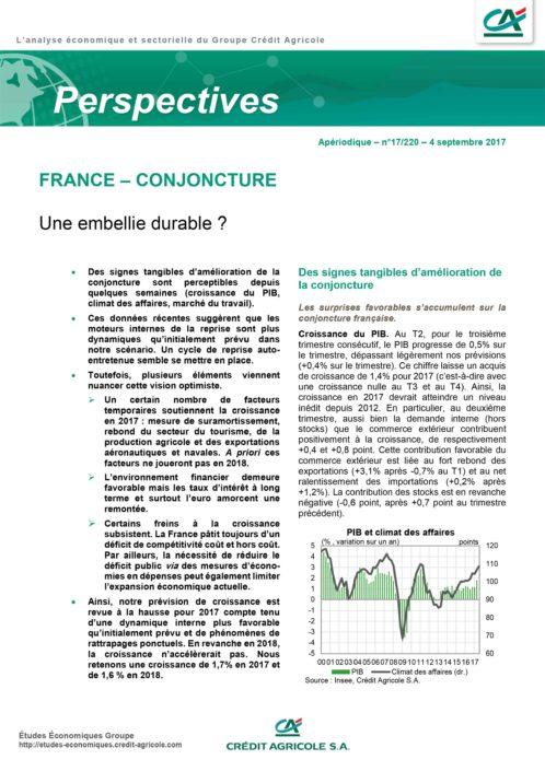 Roumanie - Entre croissance et incertitudes