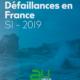Défaillances France S1 2019