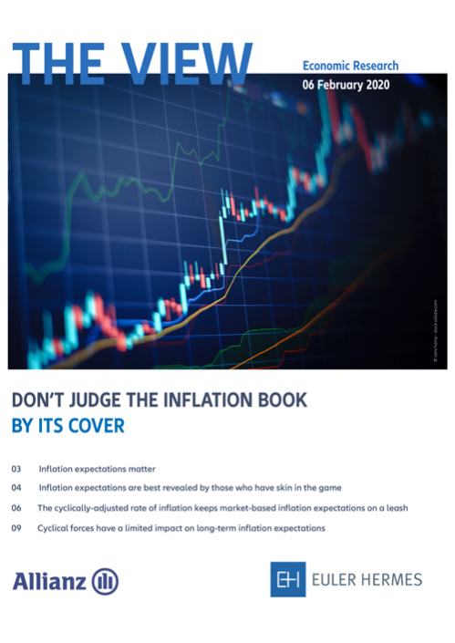 Don't judge the inflation book by its cover