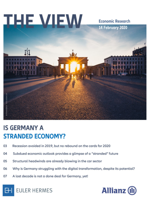 "Is Germany a ""stranded"" economy?"