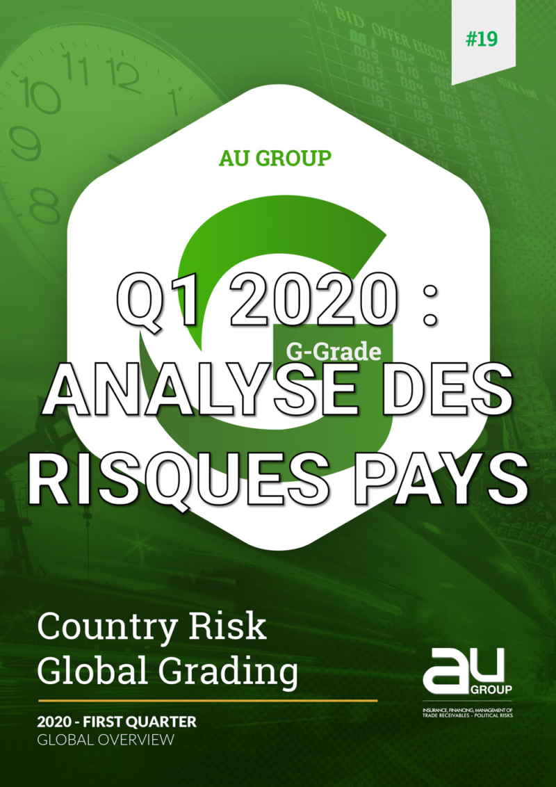 G-Grade Q1 2020 : analyse des risques pays
