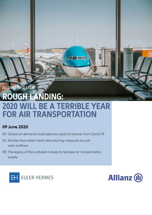 Rough landing: 2020 will be a terrible year for air transportation