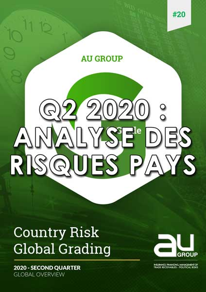 G-Grade Q2 2020 : analyse des risques pays