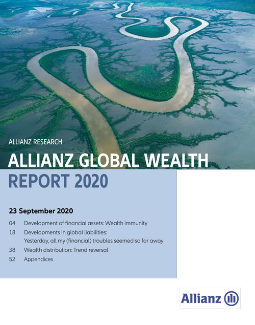 Allianz Global Wealth Report 2020