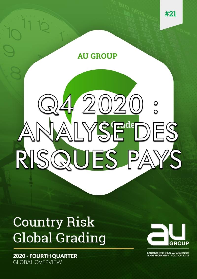 G-Grade Q4 2020 : analyse des risques pays