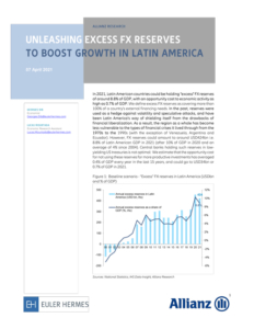Unleashing excess foreign exchange reserves to boost growth in Latin America