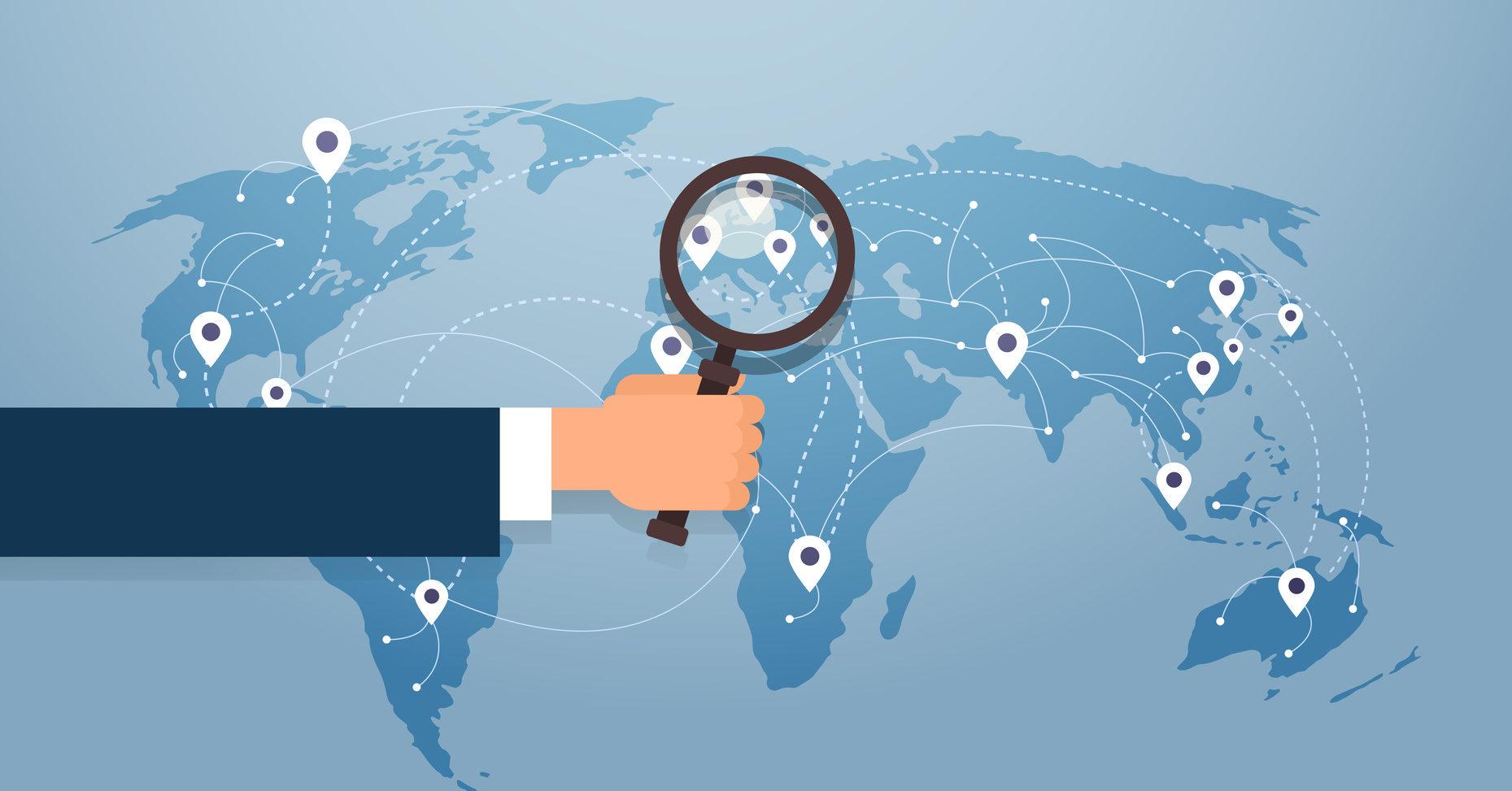 Les informations des assureurs crédits à l'étranger